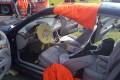 Auto ongeval Kruising Braken